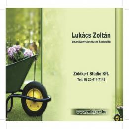 Lukács Zoltán Zöldkert Stúdió -  - Gyál