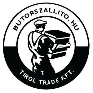 Tirol Trade kft. Költöztetés Kiskunlacháza Budapest - XIV. kerület