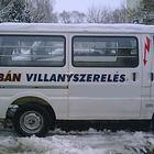 Urbán Villszer kft Villanyszerelő Vízvár Nagyatád