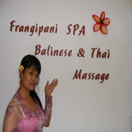 Frangipani SPA Thai Masszázs Thai masszázs Vecsés Vecsés