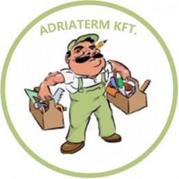 Adriaterm kft Fűtésszerelés Kakucs Budapest - VIII. kerület