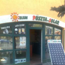 Puszta Solar Napelem, napkollektor Diósviszló Makó