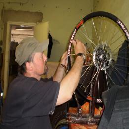 Tóth Albert János Kerékpár szervíz Nyíregyháza Nyíregyháza