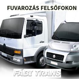 FÁBI TRANS -  - Budapest - III. kerület