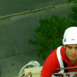 Iván Kis Ipari alpinista, ipari búvár Salgótarján Budapest - III. kerület