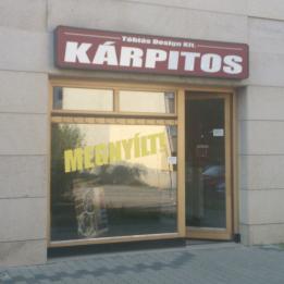 Tóbiás Design Kft Kárpitos Pusztaszabolcs Budapest - XXII. kerület