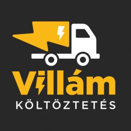Villám Költöztetés Költöztetés Sóly Budapest - XV. kerület