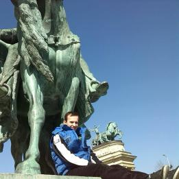 Kiebuła Norbert -  - Budapest