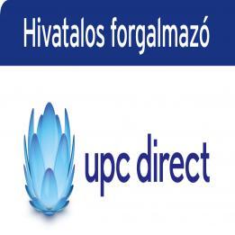 UPC Direct Shop Kábeltévés, antenna szerelő Csókakő Budapest - III. kerület