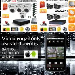 Kamerarendszer Értékesítés Telepítés Karbantartás -  - Dunakeszi
