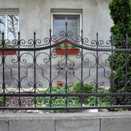 Kovácsoltvas Hungária Automata kapu Nyíregyháza Budapest - XI. kerület