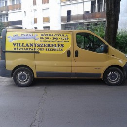 Dr. Csoki Háztartási gép szervíz Zics Pécs