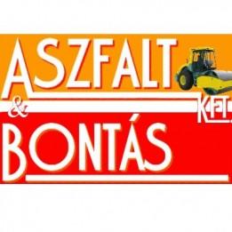 Aszfalt és Bontás Kft. - Varga Károly -  - Budapest - IV. kerület