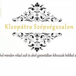 Kleopátra Szépségszalon Pápa Kozmetikus Pápa Pápa