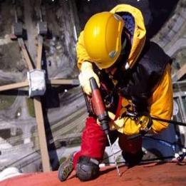 Végh Andor Ipari alpinista, ipari búvár Bágyogszovát Sopron