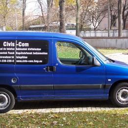 Biztonságtechnika Civis-Com Riasztó szerelés Debrecen Debrecen