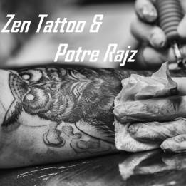 Zen Tattoo és Portré Rajz Stúdió Győr Tetoválás Zalaegerszeg Győr