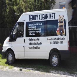 Teddy Clean Kft. Takarítás Szanda Budapest - XIV. kerület