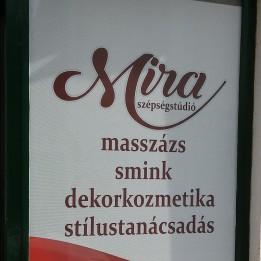 Sasvári-Mohos Mária Mira Masszázs Hidegkút Balatonalmádi