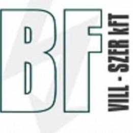 BF Vill-Szer Kft. Villanyszerelő Egerlövő Tiszaújváros