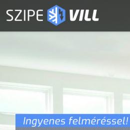 Szi-Pe Vill Kft Klímaszerelés Dunaremete Győr