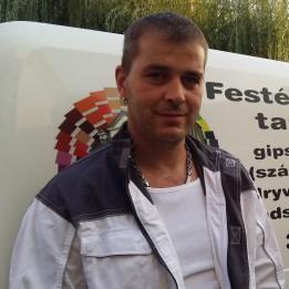 Poór Antal Szobafestő, tapétázó Pápa Egervölgy