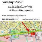 Szélvédőjavítás :Varsányi Zsolt Karosszéria lakatos Nagyalásony Budapest