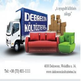 Költöztetés Debrecen -  - Debrecen