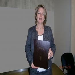 Molnárné Hoffmann Anita  Kaposvár Kaposvár