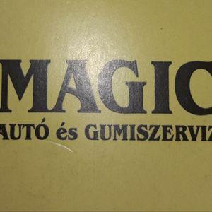 Studio Glapro Kft. - Magic Autó- és Gumiszerviz Autószerelő Budapest - XV. kerület Budapest - V. kerület