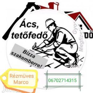 Rézmüves Marco Kéménybélelés, felújítás Tiszakóród Kenderes
