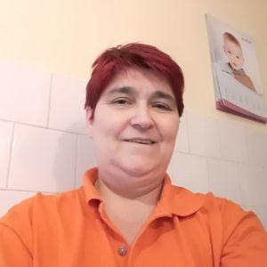 Nagy Istvánné Bejárónő, házvezetőnő Farmos Szolnok