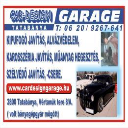 Car-design Garage Kft -  - Tatabánya