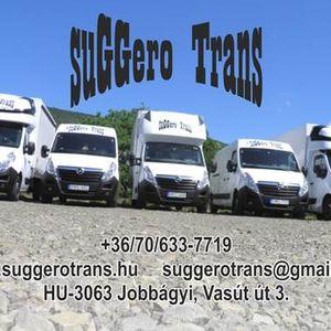 SUGGERO TRANS Kft.  - Garics Milán -  - Jobbágyi