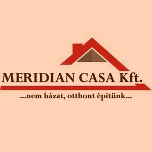 Meridian Casa Kft. Generálkivitelezés Piliscsaba Székesfehérvár