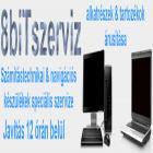 8bitszerviz TV-, videó-, hifi-, DVD-szerelő Budapest - XIV. kerület Budapest - XV. kerület