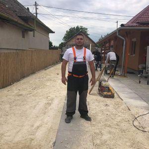 Váradi Thomas Kőműves Sárospatak Budapest - XIII. kerület