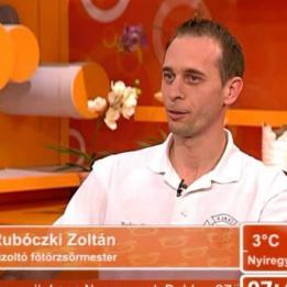 Rubóczki Zoltán Kárpitos Debrecen Kisvárda