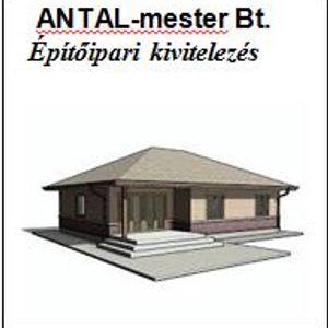 Antal-Mester Bt. - Antal Ferenc Nándor Kőműves Budapest - XVI. kerület Mogyoród