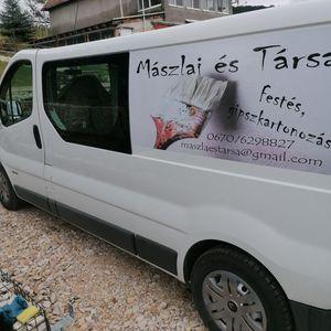 Mászlai és Társa Bt. - Mászlai József Gipszkarton szerelés Zámoly Tata