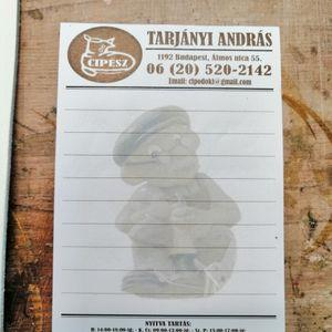 Tarjányi András Cipész Budapest Budapest - XIX. kerület