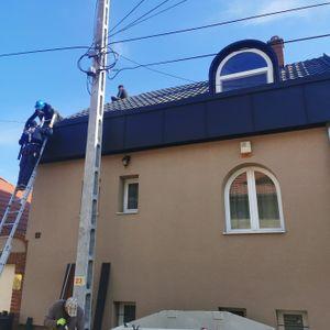 B & M Roof Tető Kft. - Burcea Máté Tetőfedő Sopron Budapest - V. kerület
