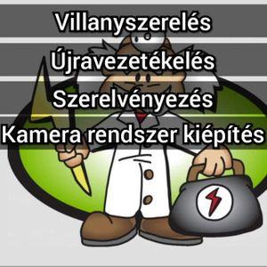 Palla Péter Villanyszerelő Szilvásvárad Bükkábrány