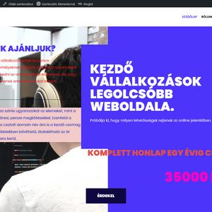Nemes Béla Honlapkészítés Debrecen Debrecen