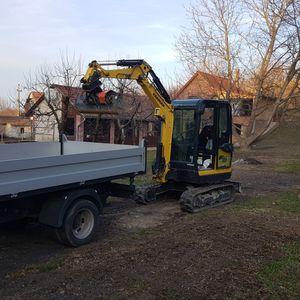 BA-LALI Kft. Földmunka Berkesd Balatonföldvár