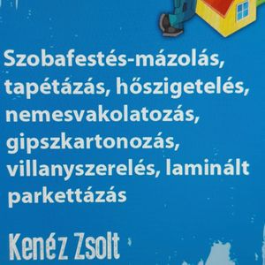 Kenéz Zsolt Kőműves Mezőberény Gyula