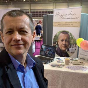Magyar Imre Ceremóniamester, vőfély Szolnok Szolnok