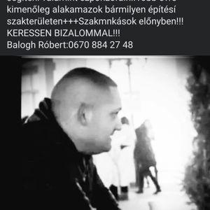 Balogh Róbert Generálkivitelezés Tiszaújváros Nyíregyháza