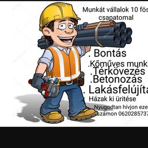 Póka Márk Kőműves Püspökladány Poroszló