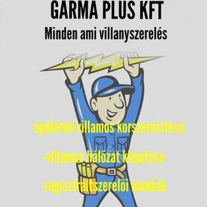 Garma Plus Kft Villanyszerelő Kunszentmárton Tiszaföldvár
